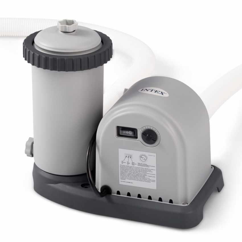 Pompa filtro timer automatica tempo universale piscine fuori terra Intex 28636 - arredamento