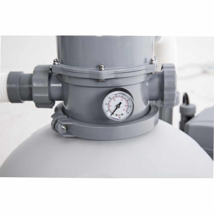 Bestway 58404 Flowclear Pompa Filtro a Sabbia per Piscine Fuori Terra Intex Bestway - nuovo