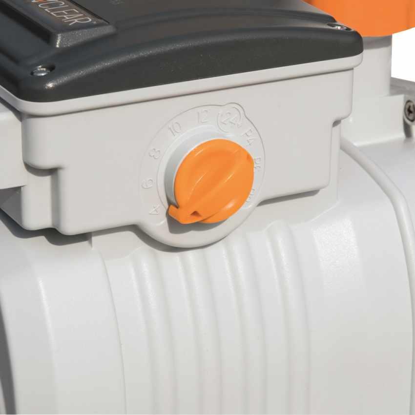 Bestway 58495 Flowclear Pompa filtro sabbia da 3785lt/h per piscina - migliore