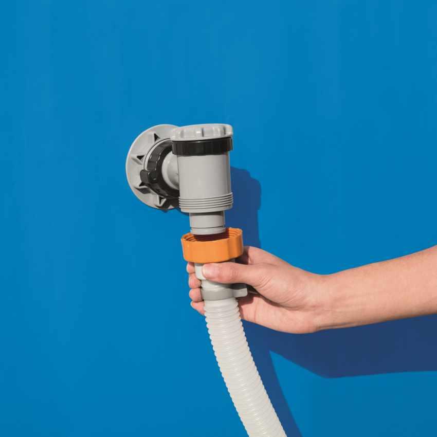 Bestway 58495 Flowclear Pompa filtro sabbia da 3785lt/h per piscina - nuovo