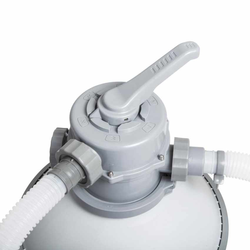 Bestway 58400 Pompa Filtro a Sabbia per Piscine Fuori Terra Bestway Intex - scontato