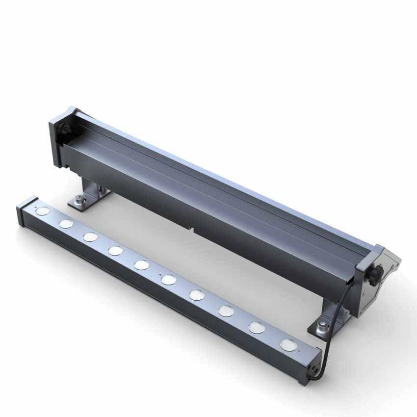 Luce LED Solare Illuminazione Pareti Esterne e Cartelloni BILLBOARD - esterno