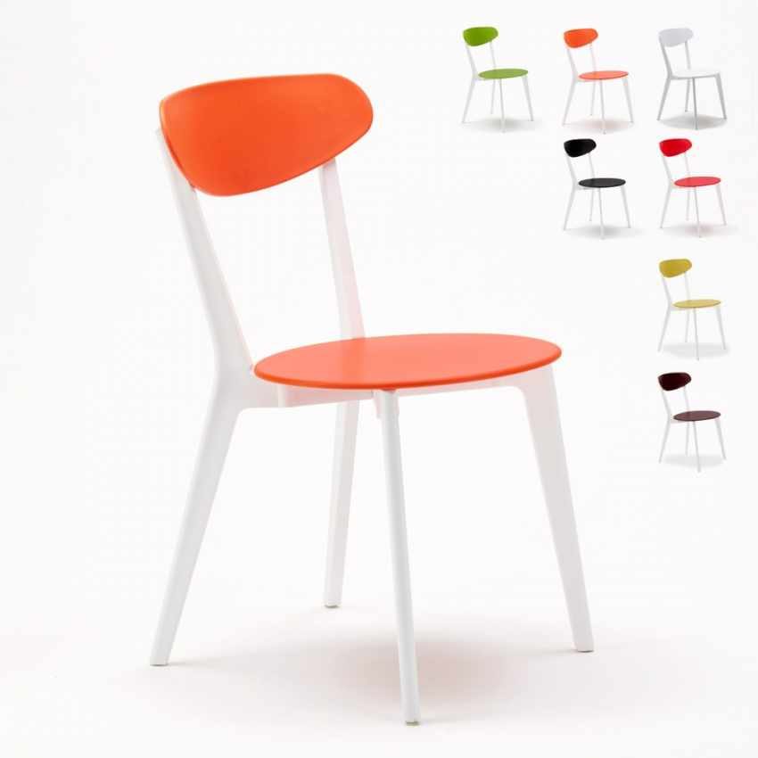 Offerta 20 sedie di design per bar ristorante stile for Sedie cucina prezzi