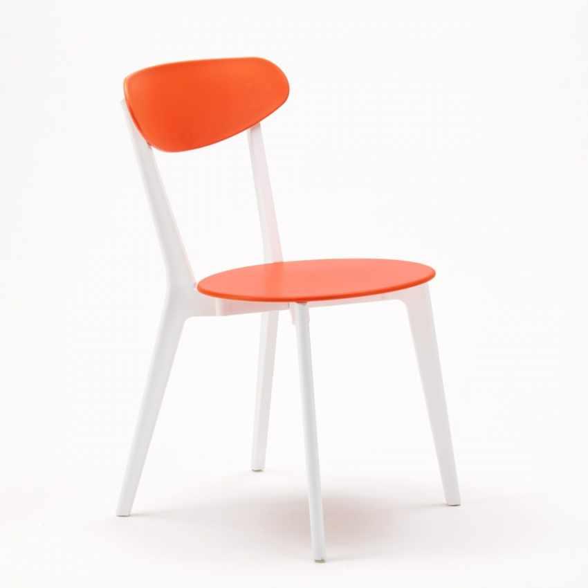 Offerta 20 Sedie di Design per Bar Ristorante stile Paesana CUISINE - nuovo