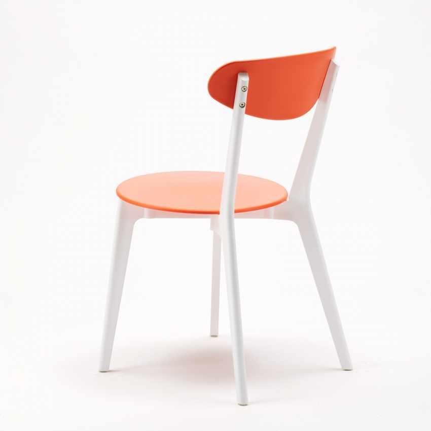 Offerta 20 Sedie di Design per Bar Ristorante stile Paesana CUISINE - immagine