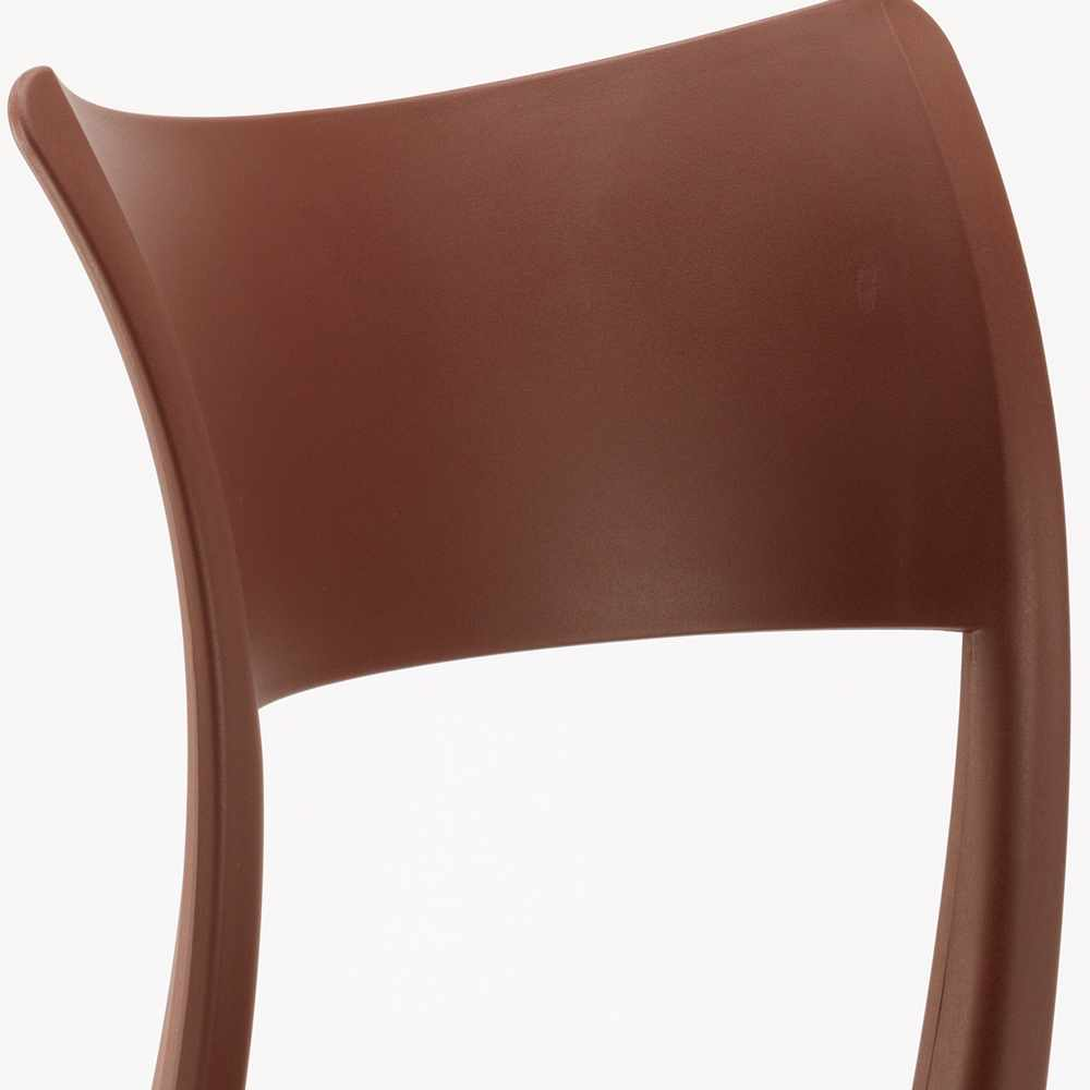Dettagli su Tavolino Quadrato Bianco 70x70cm Con 2 Sedie Interno PARISIENNE COCKTAIL