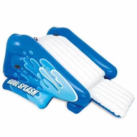 58849 - Intex 58849 scivolo gonfiabile da piscina per bambini - colorato