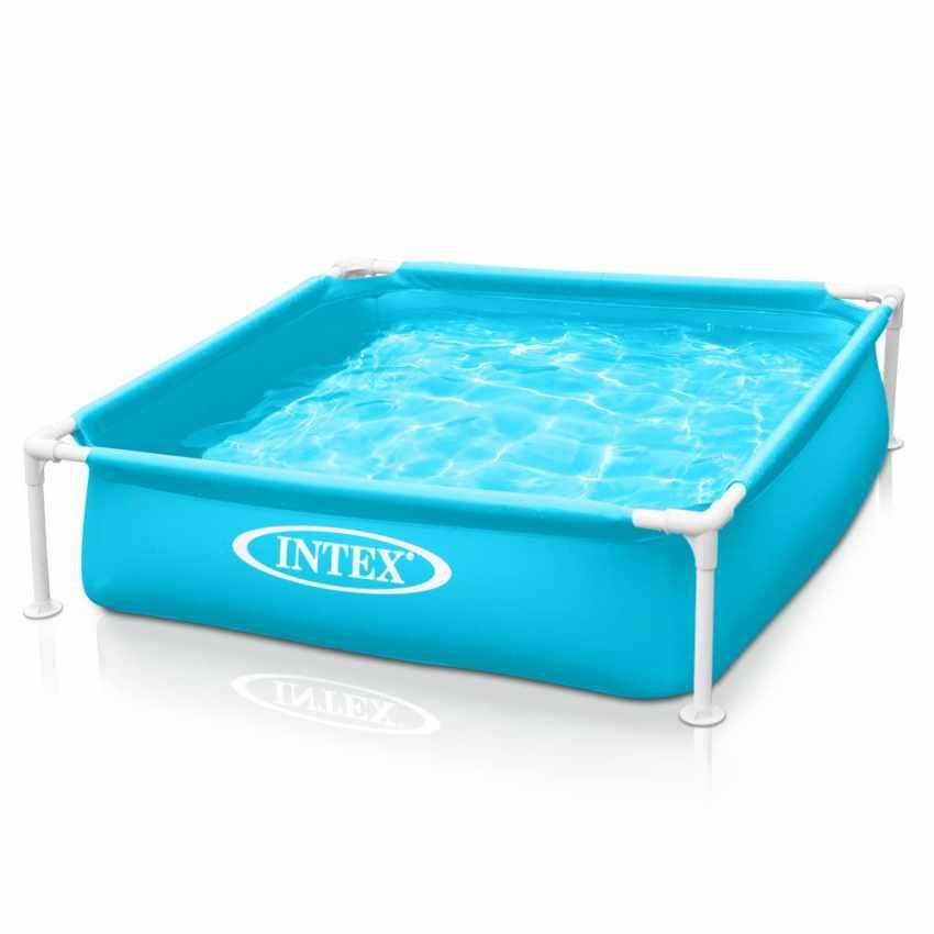 Piscina fuori terra per bambini intex 57173 easy frame for Attrezzi piscina