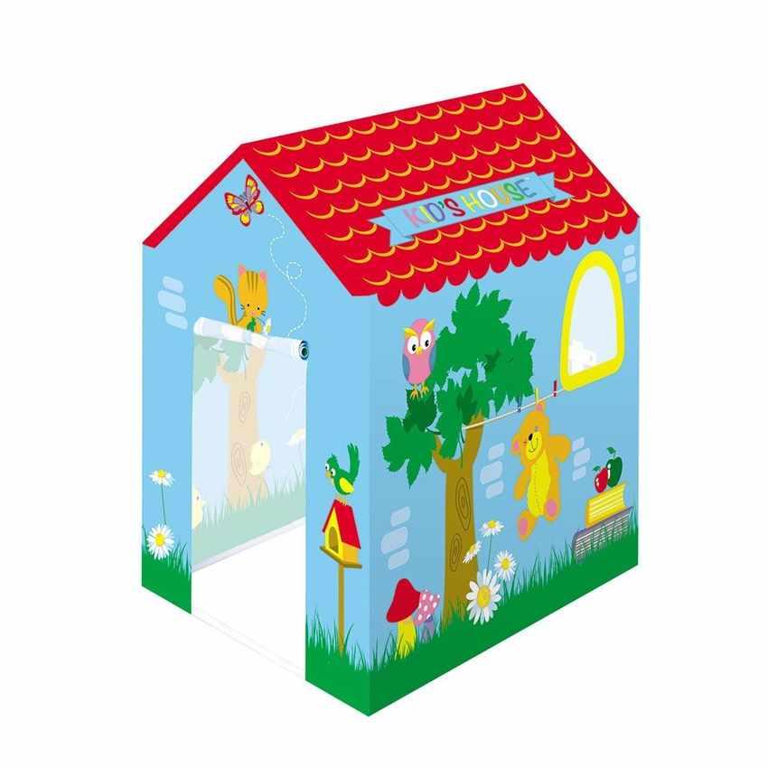 Casetta Per Bambini Per Giardino E Interno Componibile Bestway 52201