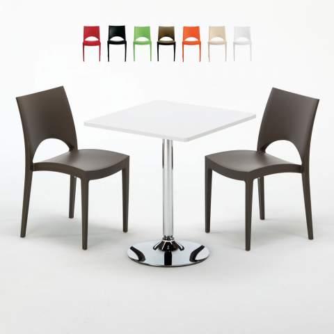 Tavoli E Sedie Per Bar Esterno.Sedie E Tavoli Di Design Per Interni Bar E Casa Scontati Fino Al 70