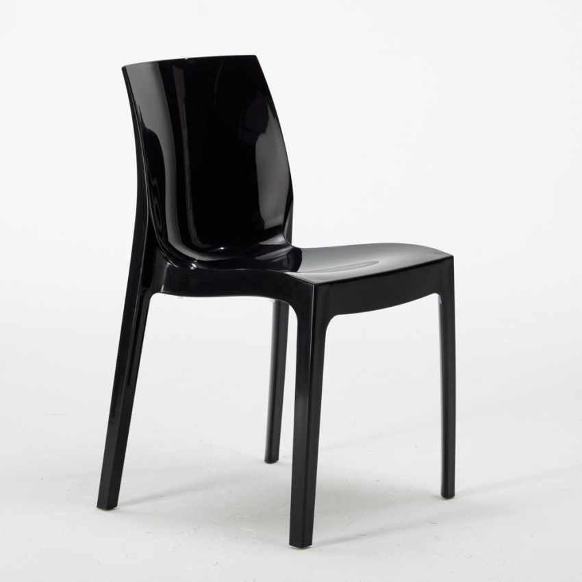 offerta 18 sedie in polipropilene impilabili per bar