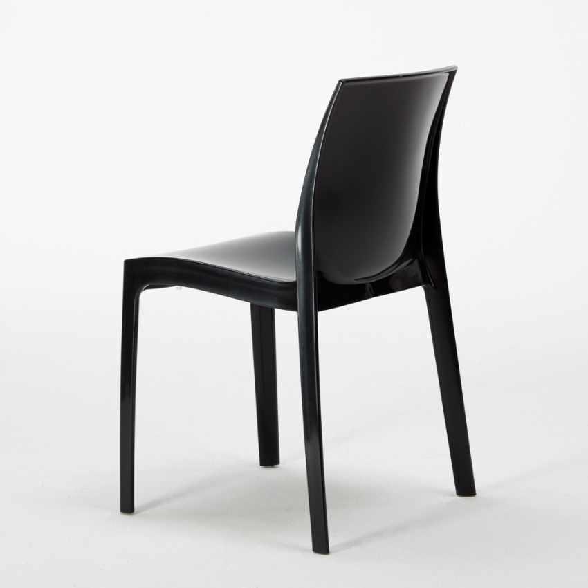 Offerta 18 sedie in polipropilene impilabili per bar - Offerte sedie cucina ...