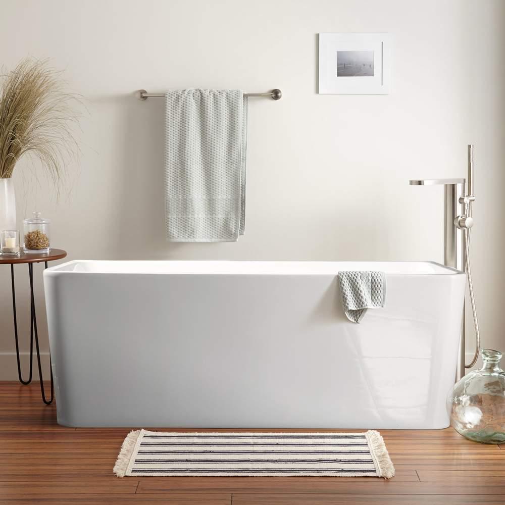 Arredo Bagno Resina vasca da bagno freestanding dal design classico in resina andro