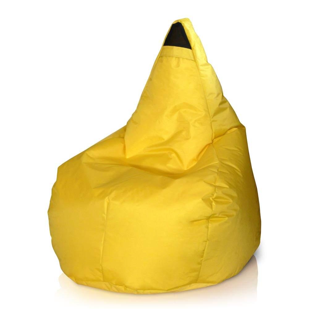 Divani Da Esterno Impermeabili pouf sacco pera esterno giardino colorato puff impermeabile sfoderabile  summer