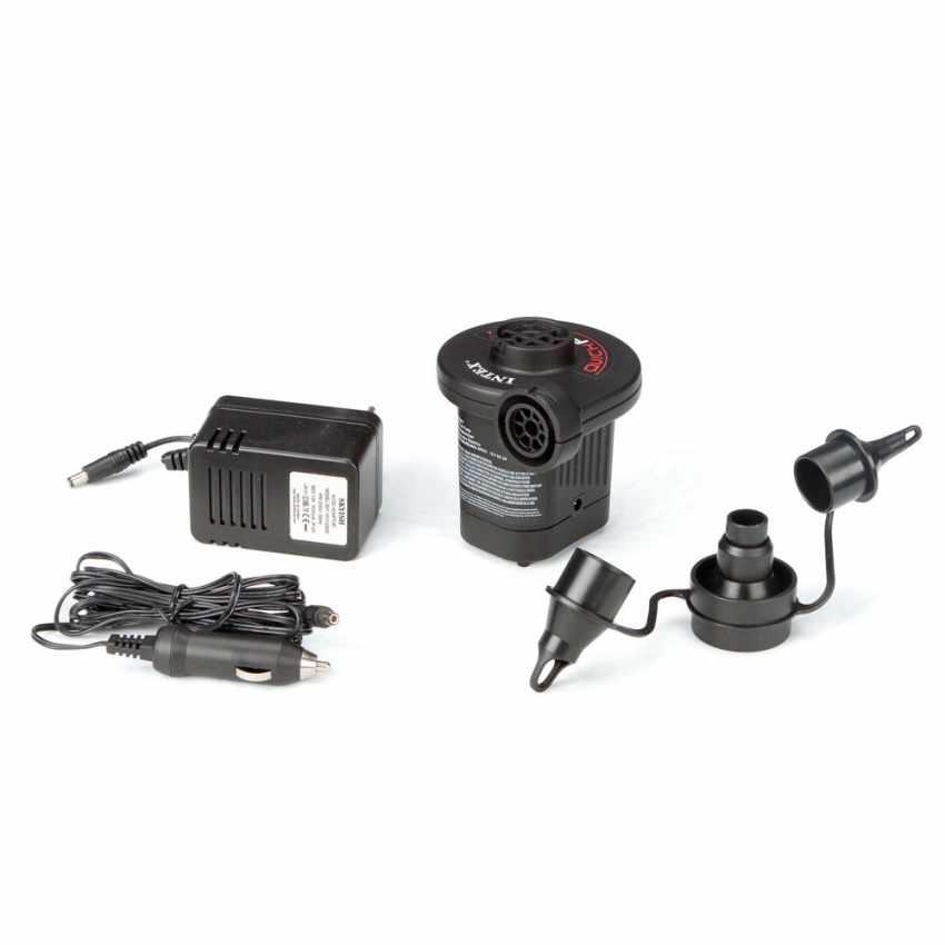 pompa elettrica Intex per gonfiare gonfiabili con presa corrente