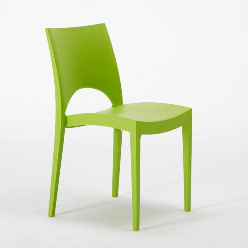 Offerta 24 sedie da bar ristorante in polipropilene for Grand soleil sedie