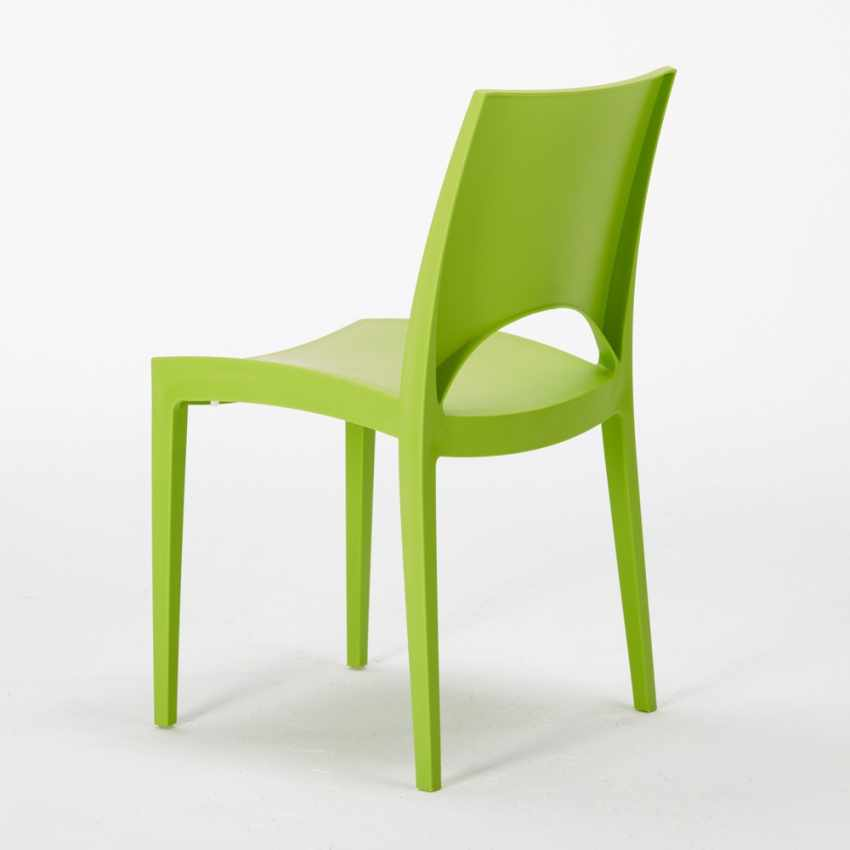 offerta 24 sedie da bar ristorante in polipropilene
