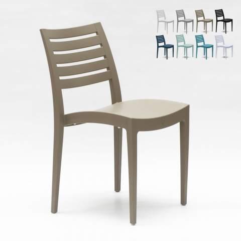 Sedie Bianche In Offerta.Sedie In Polipropilene Offerte Modelli Prezzi E Caratteristiche