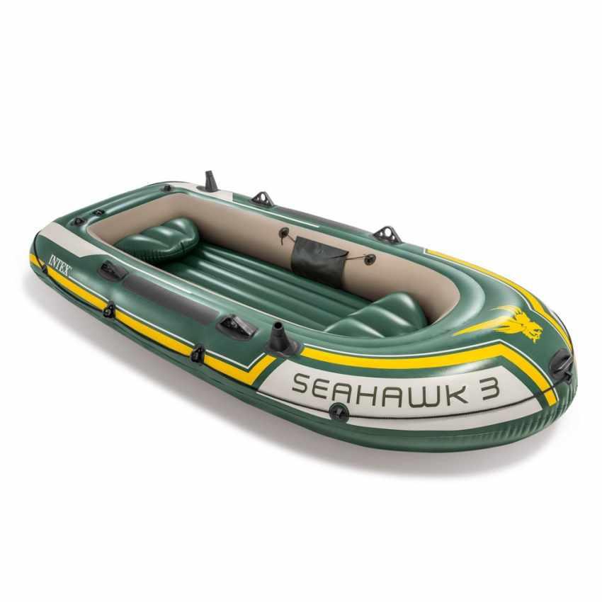 Gommone Canotto Gonfiabile Intex 68380 Seahawk 3 - detalle