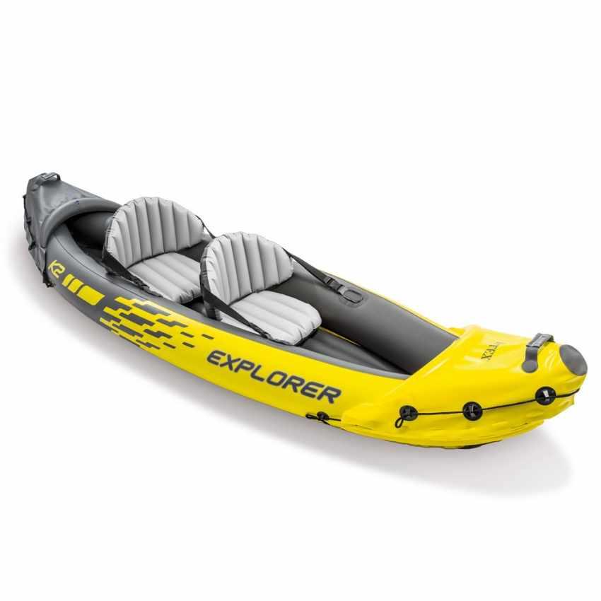 68307 - Canoa Kayak gonfiabile Intex 68307 Explorer K2 - basso prezzo