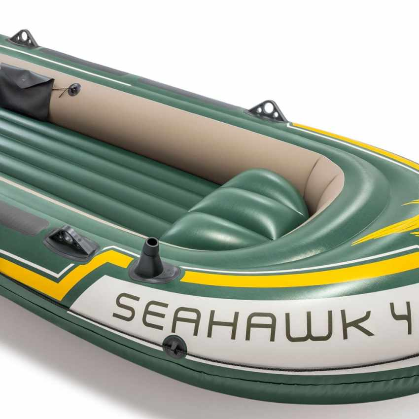 68351 - Canotto gonfiabile Intex 68351 Seahawk 4 Gommone - rosa