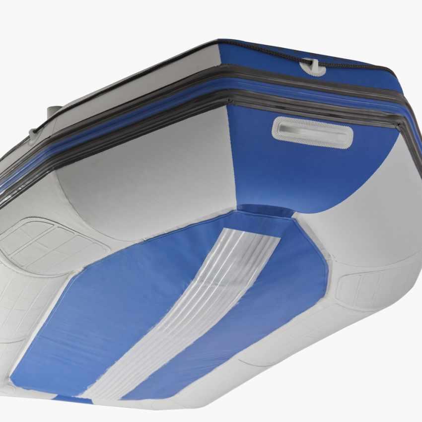 68373 - Canotto gonfiabile Intex 68373 Mariner 3 Gommone - blu