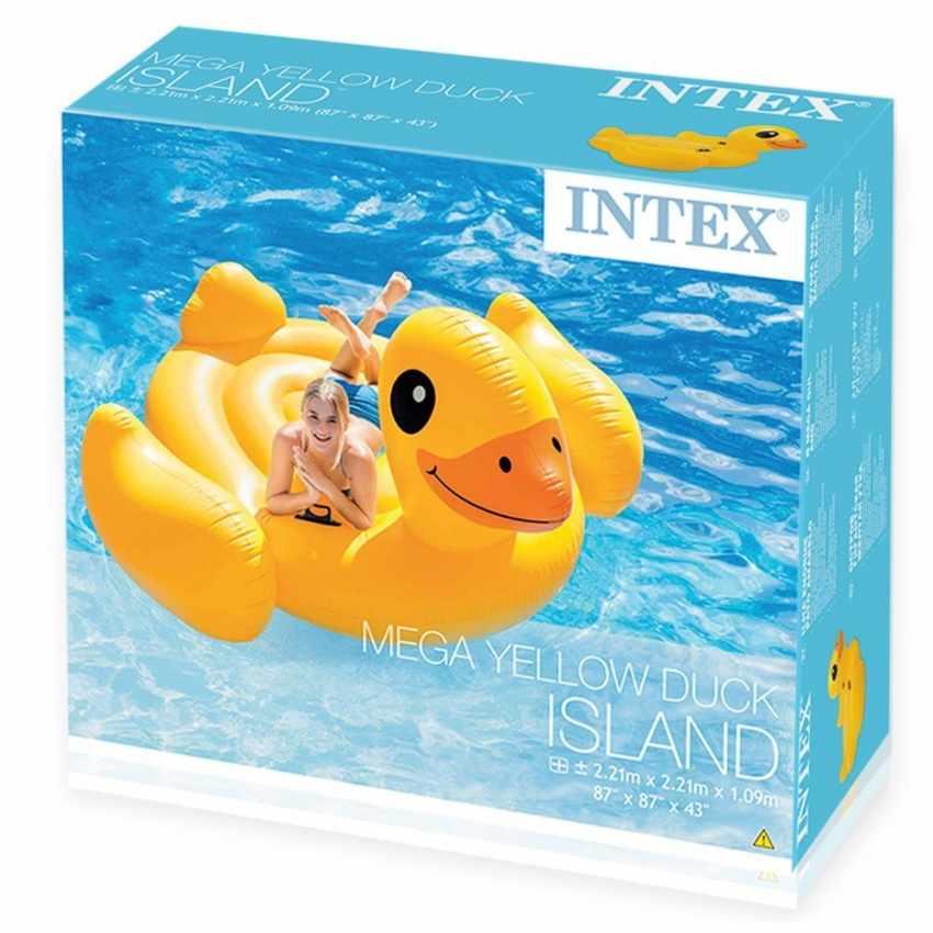 scatola intex 56286 materassino gonfiabile
