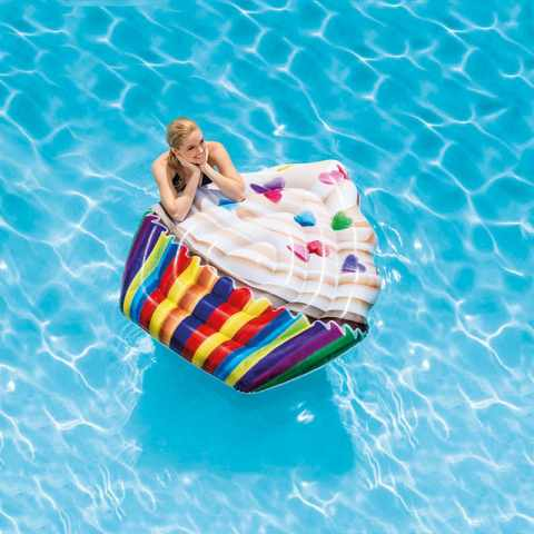 materassino gonfiabile intex 58770 piscina