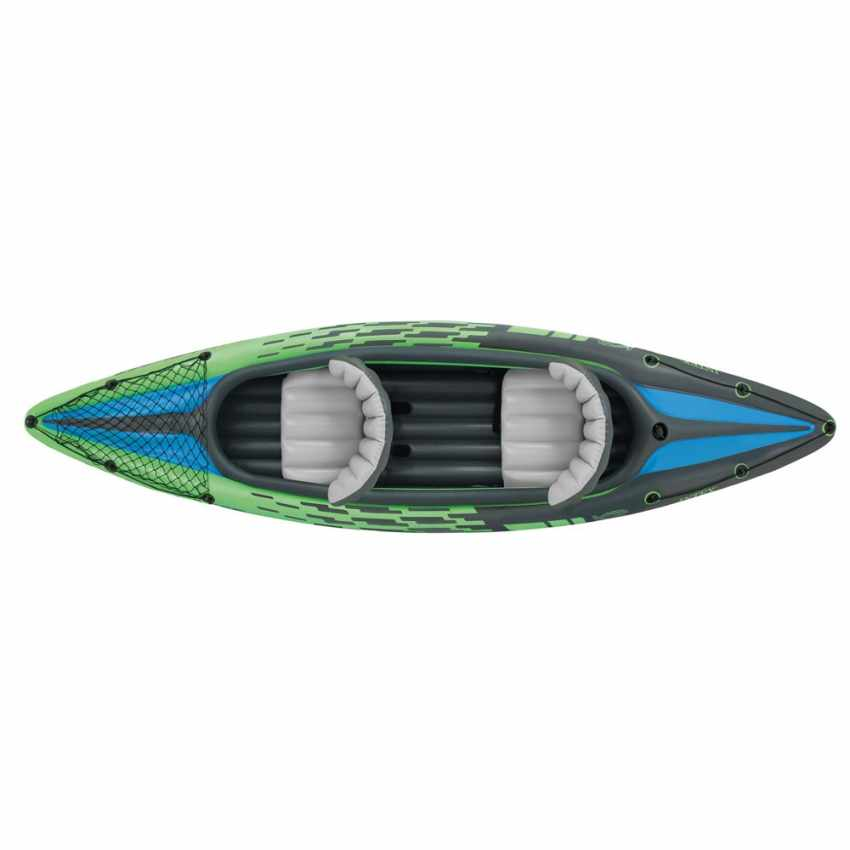 Canoa Kayak Gonfiabile Challenger K2 Intex 68306 - nuevo
