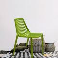 Sedie bar giardino impilabile in polipropilene Design LINE - promo