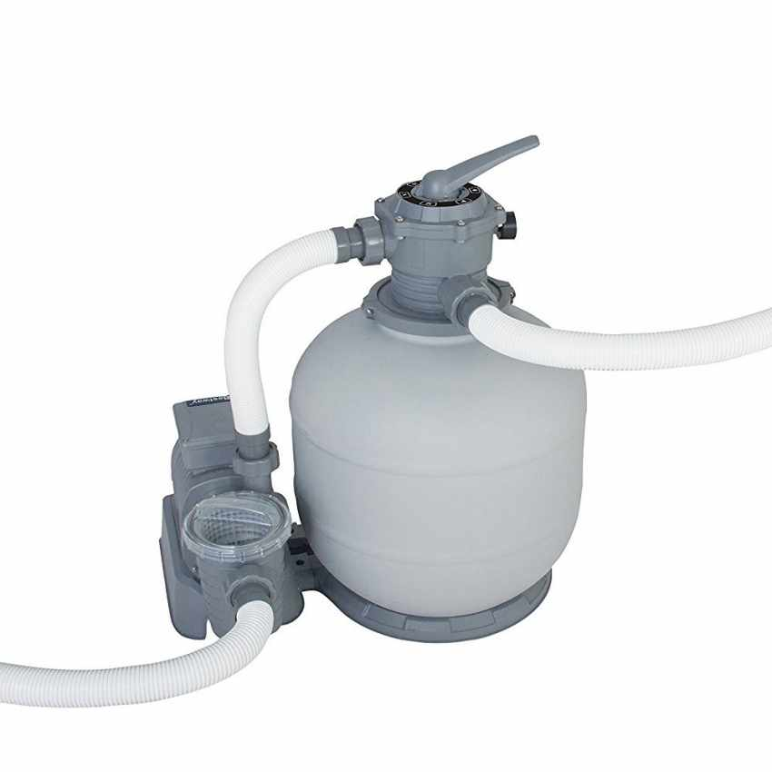 Bestway 58366 pompa filtro a sabbia per piscina fuori terra for Sabbia da giardino