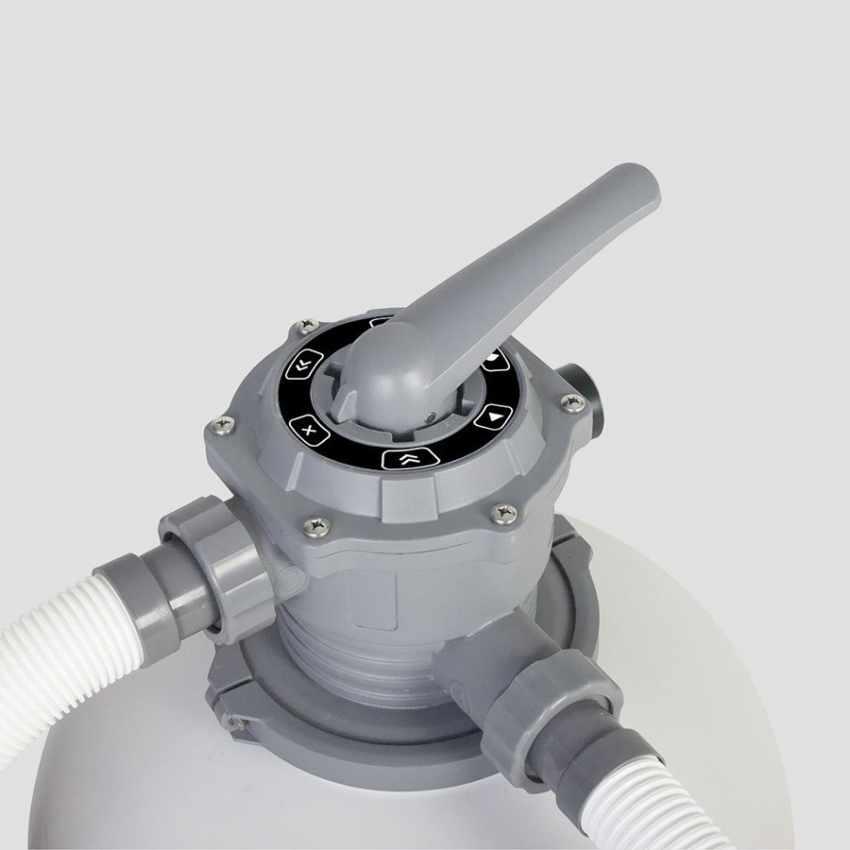 Bestway 58366 Pompa Filtro a Sabbia per Piscina Fuori Terra Intex - dettaglio