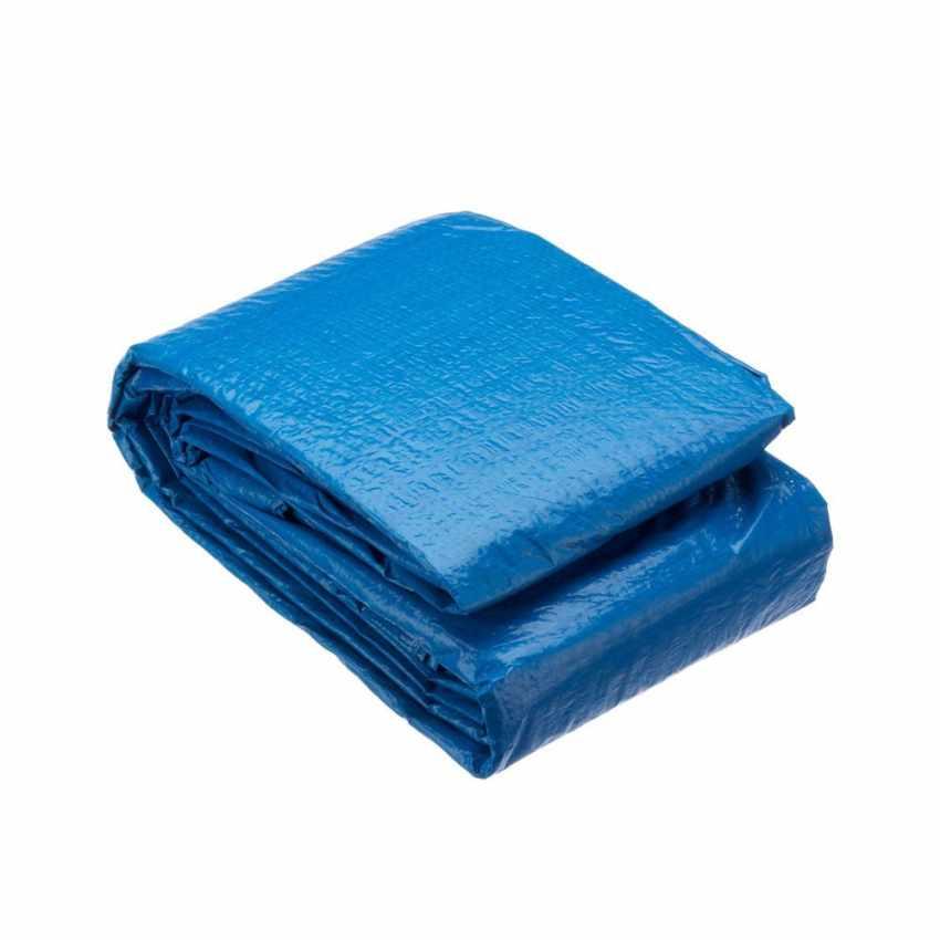 28048 - Intex 28048 telo base protezione pavimento per piscine - crema