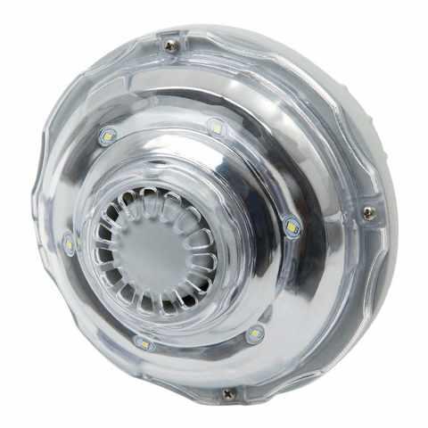 28692 - Luce Led per Piscina con generatore Idroelettrico Intex 28692 - arancione