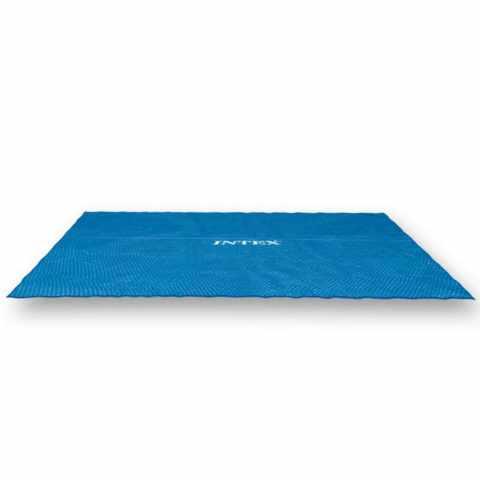 29030 - Copertura telo termico Intex 29030 per piscina 975x488cm - crema