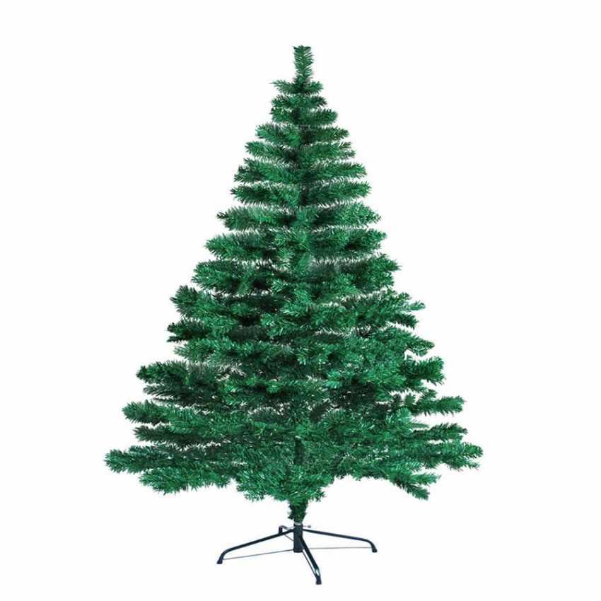 Albero di Natale Sintetico Ecologico Artificiale 180cm CORTINA - interior