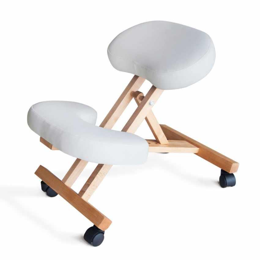 Sedia ergonomica ortopedica svedese da ufficio casa in for Sedia ortopedica per ufficio