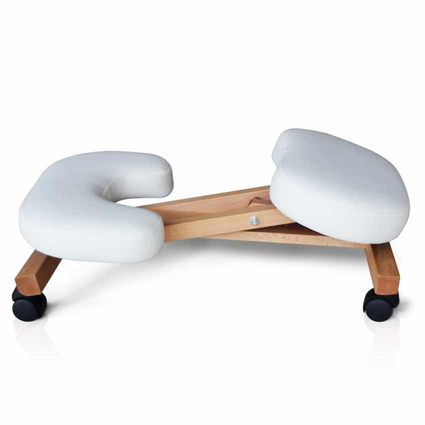 Sedia ergonomica ortopedica svedese da ufficio casa in for Sedia design svedese