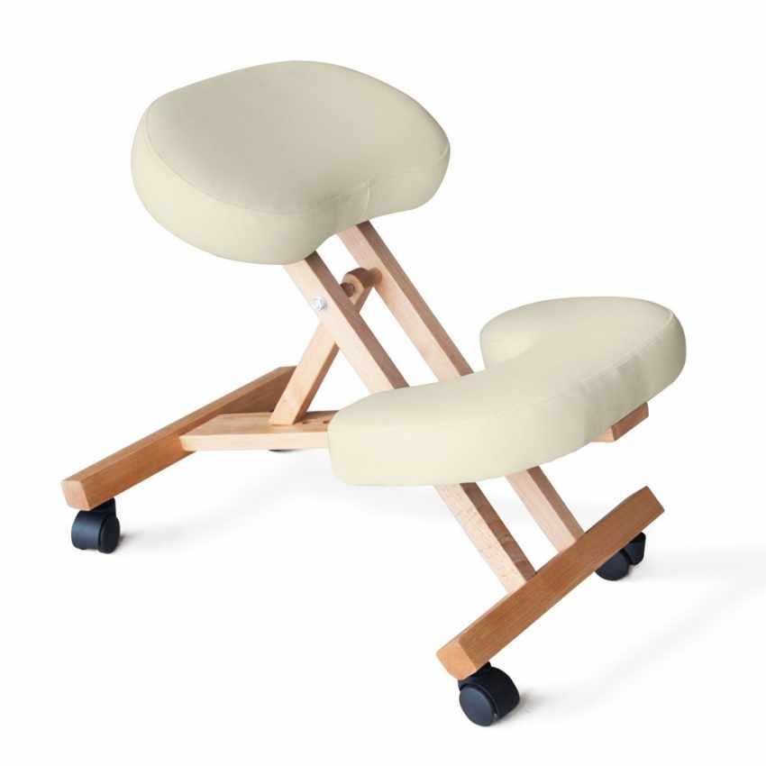 Sedia-legno-ortopedica-sgabello-svedese-ufficio-ergonomica-schiena-BALANCEWOOD