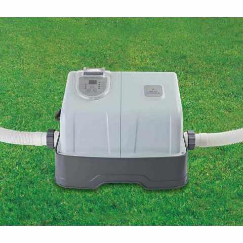 28666 - Generatore salino cloro ozono Intex 28666 universale piscine fuori terra 11 g/hr - economico