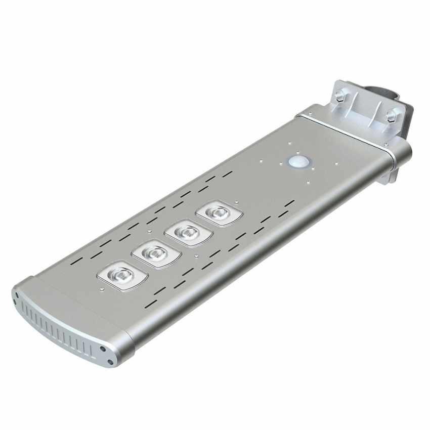 Lampione Solare LED 3K Lumen con Telecomando SMART OPTIUM - promo