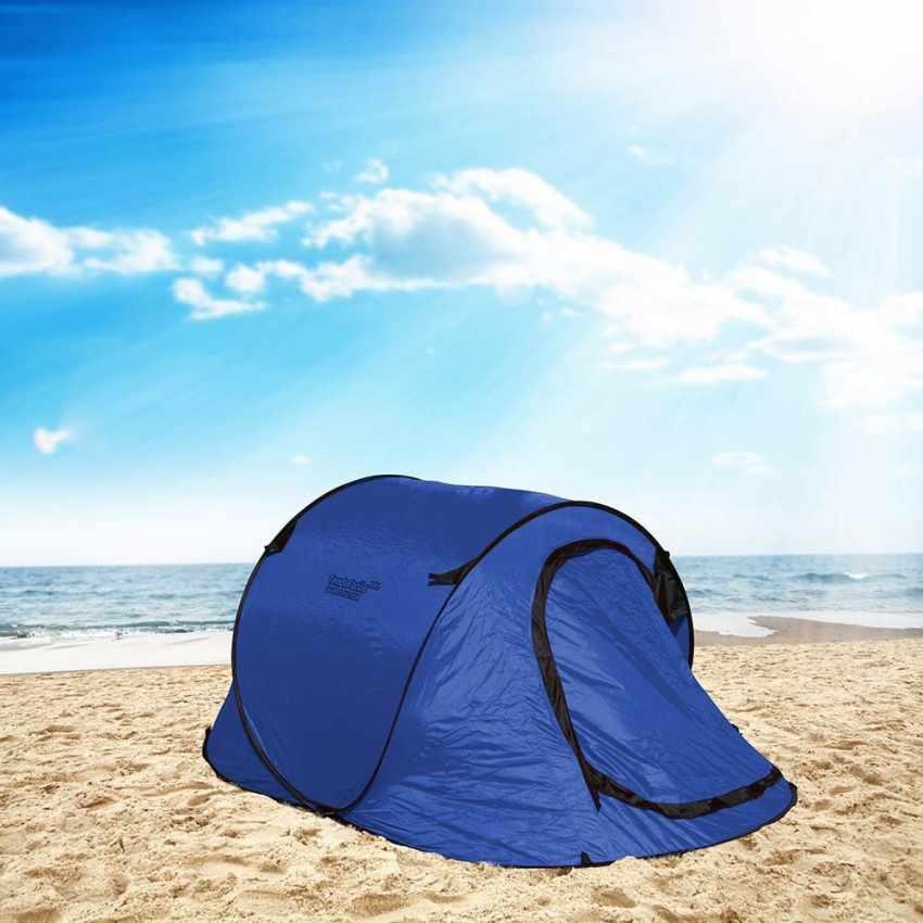 TF240UV - Tenda da spiaggia 2 posti mare TendaFacile XXL campeggio camping - economico