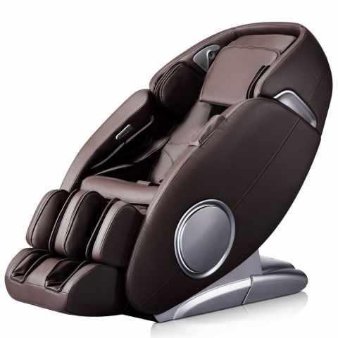 PM389EGGM - Poltrona Massaggiante Professionale IRest Sl-A389 GALAXY EGG - rosso