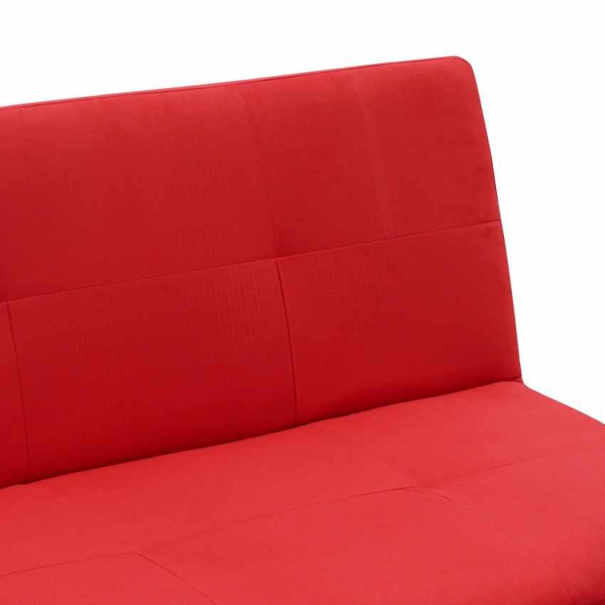 Divano-letto-2-posti-microfibra-con-piedini-ONICE-per-casa-e-sale-d-039-attesa-pront