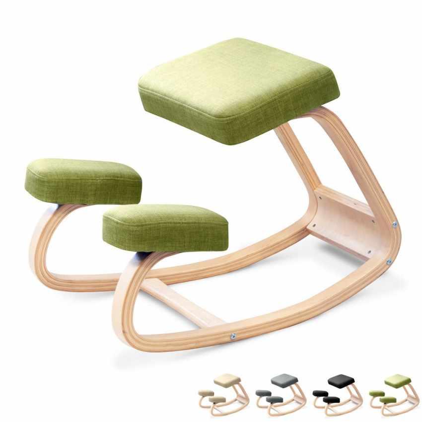 Sedia per postura corretta for Sedia design svedese