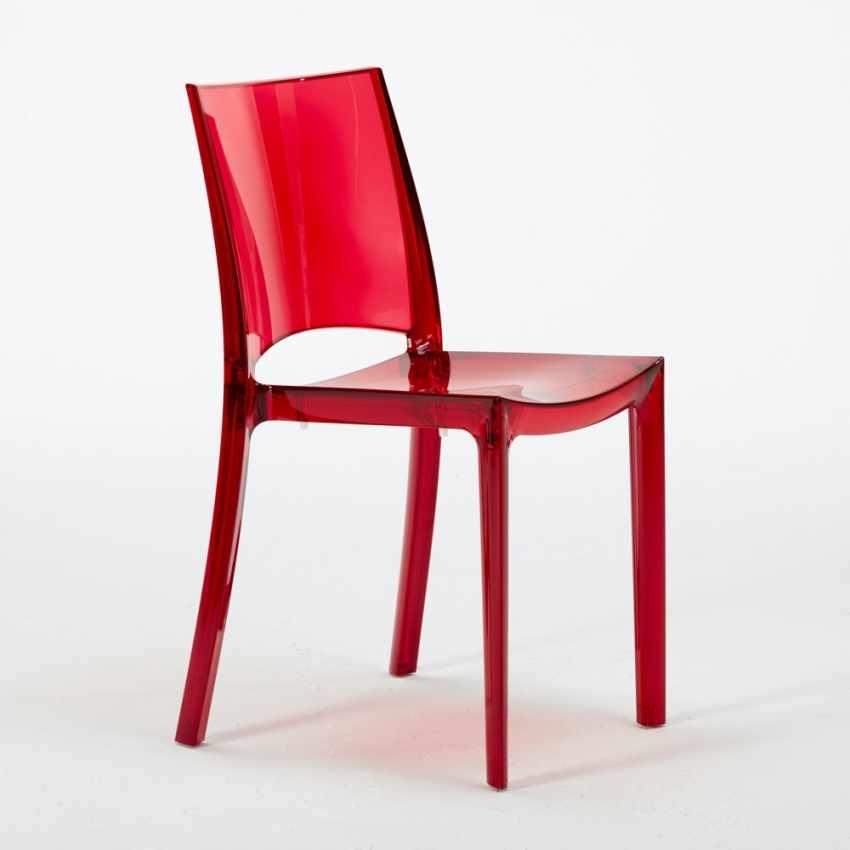 Migliori Sedie Trasparenti: consigli per acquistare il grande design ...
