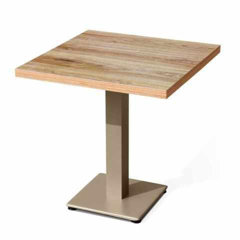 OS_003 - Tavolo da interno rotondo RUSTICO - offerta