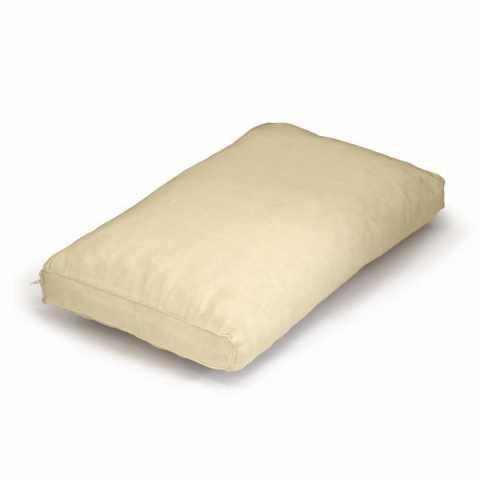 SP_5634CUS - Set 4 cuscini schienale di ricambio per salotti BICA ecru - fronte
