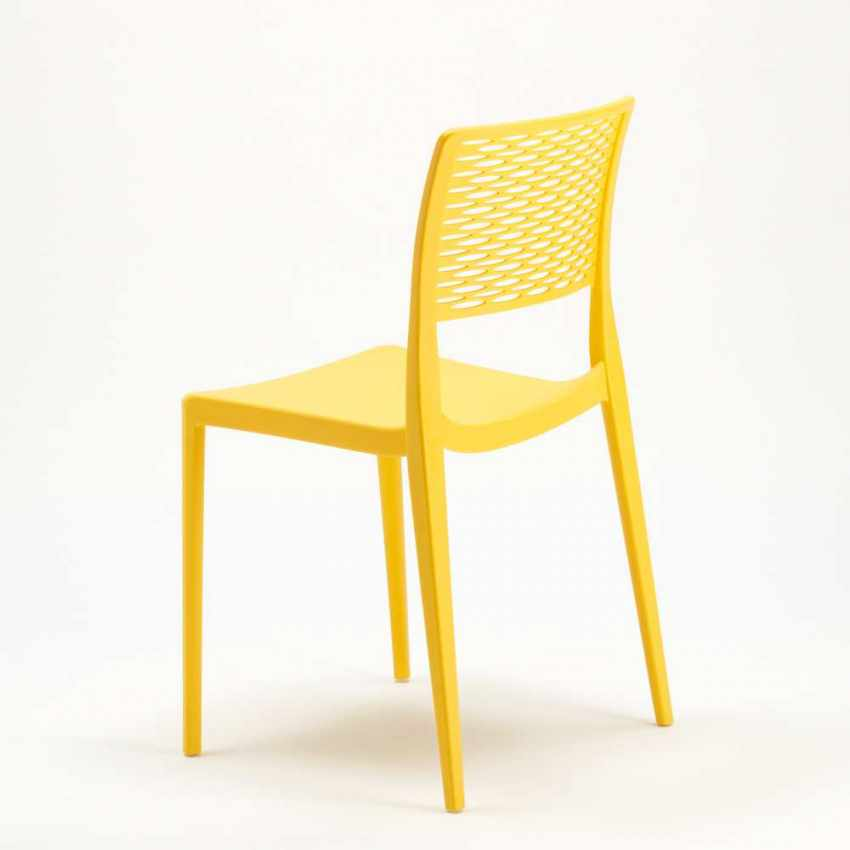 sedie da bar in polipropilene per cucina e giardino On vendita sedie cucina