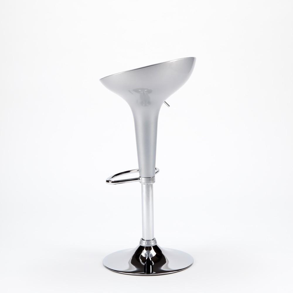 Sgabello per bar e cucina regolabile e girevole design moderno SAN ...